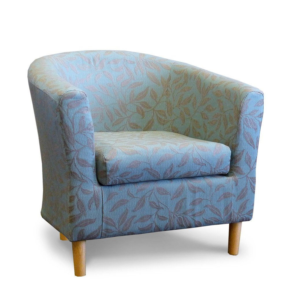 Fabric Tub Chair - Bucket Seat - Classic Tub Chairs Design - Adelphi ...