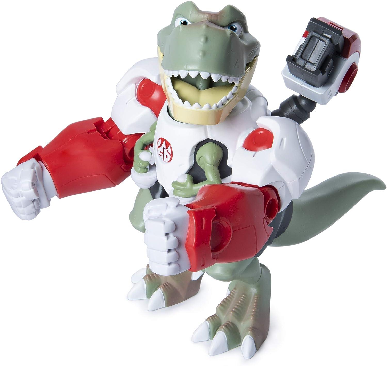 Super Dinosaur, Massive 11