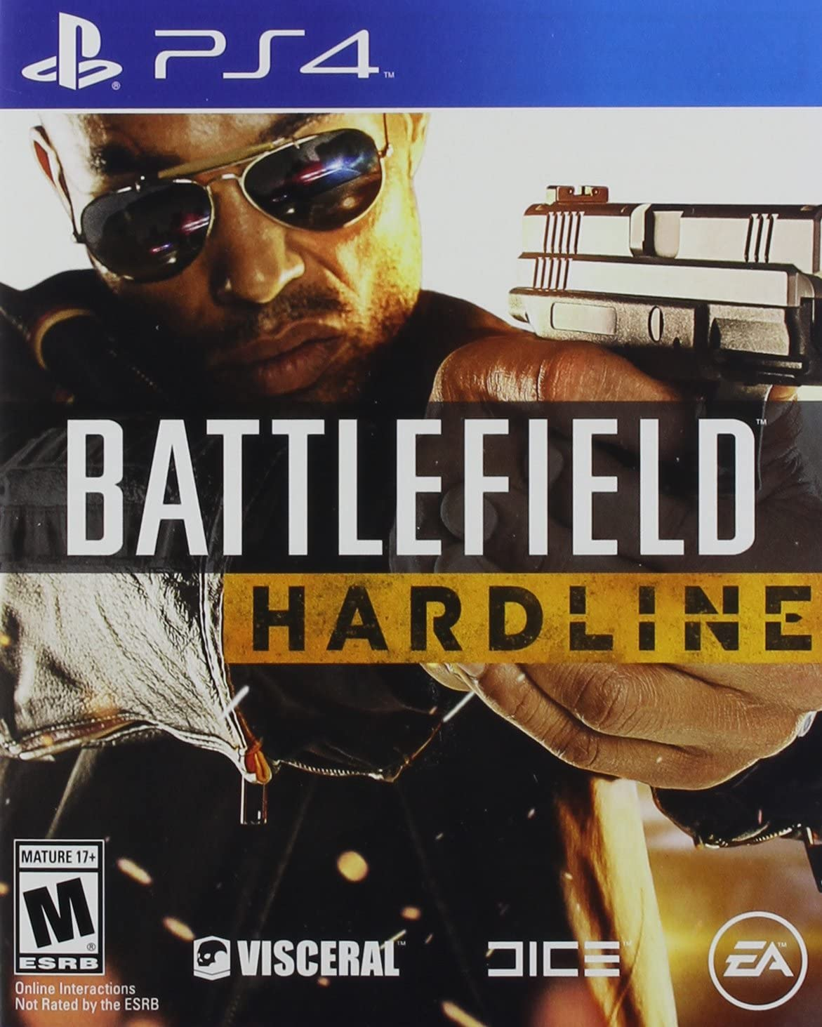 Amazon com: Battlefield Hardline - PlayStation 4: Electronic