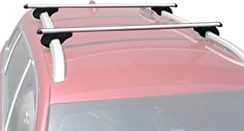 Amazon Com Brightlines Cross Bars Roof Racks Compatible With 2002 2007 Jeep Liberty Automotive