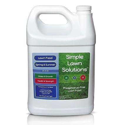 Amazon Com Superior Nitrogen Potash 15 0 15 Npk Lawn Food