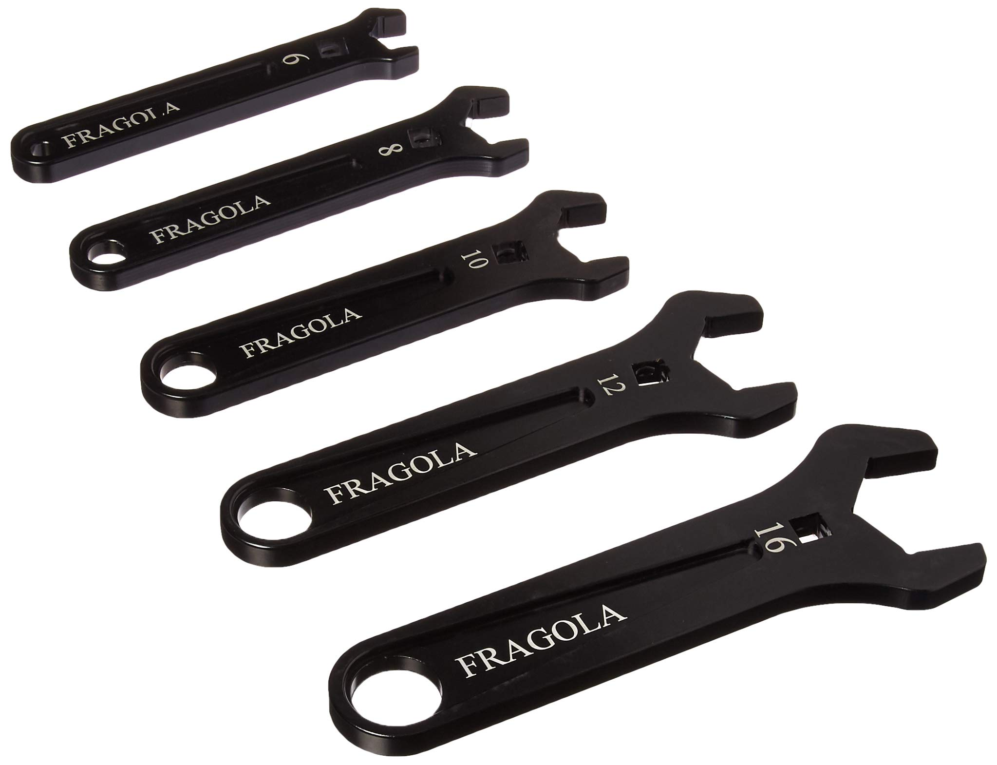 Fragola 900050 Set of Five Wrenches