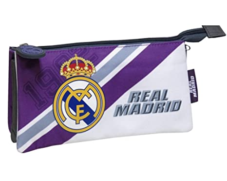 C Y P PT-273-RM Real Madrid Estuches, 22 cm: Amazon.es: Equipaje