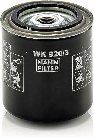 Original Mann Filter Kraftstofffilter Wk 920 3 Für Pkw Auto