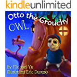 Otto the Grouchy Owl: Picture Book for Children