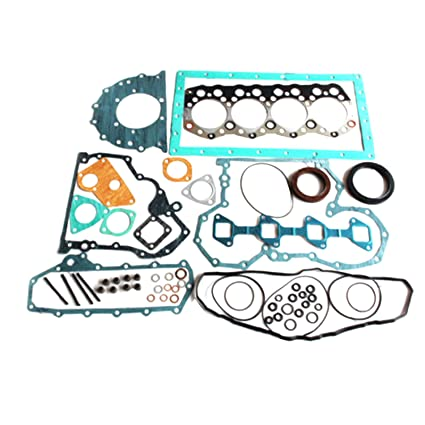 Amazon com: S4S Engine Gasket Kit for forklift Canter Truck
