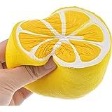 Omaky Jumbo Scented Slow Rising Squishies Cheeki Lemon Squishy Kawaii Squishy Toys For Kids and Adults