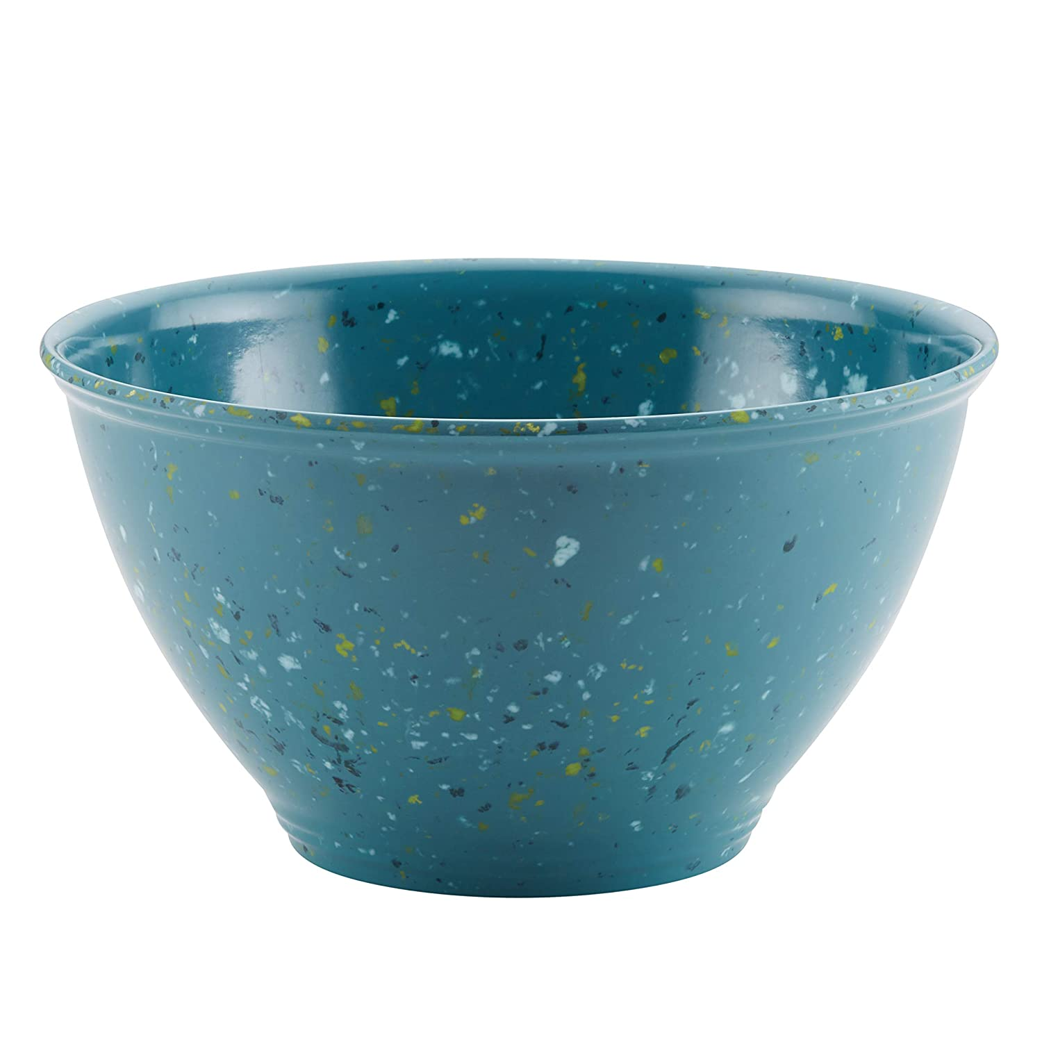 Rachael Ray Kitchenware Garbage Bowl, Agave Blue