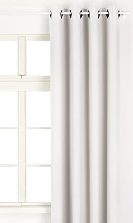 Linder 0523/10/377FC Weston Faux Leather Curtains with ...