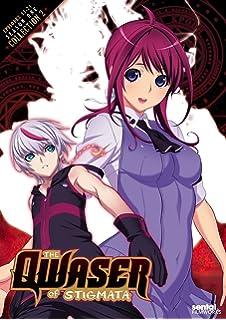 Amazon.com: Qwaser of Stigmata: Collection 1: Ayumi Fujimura ...