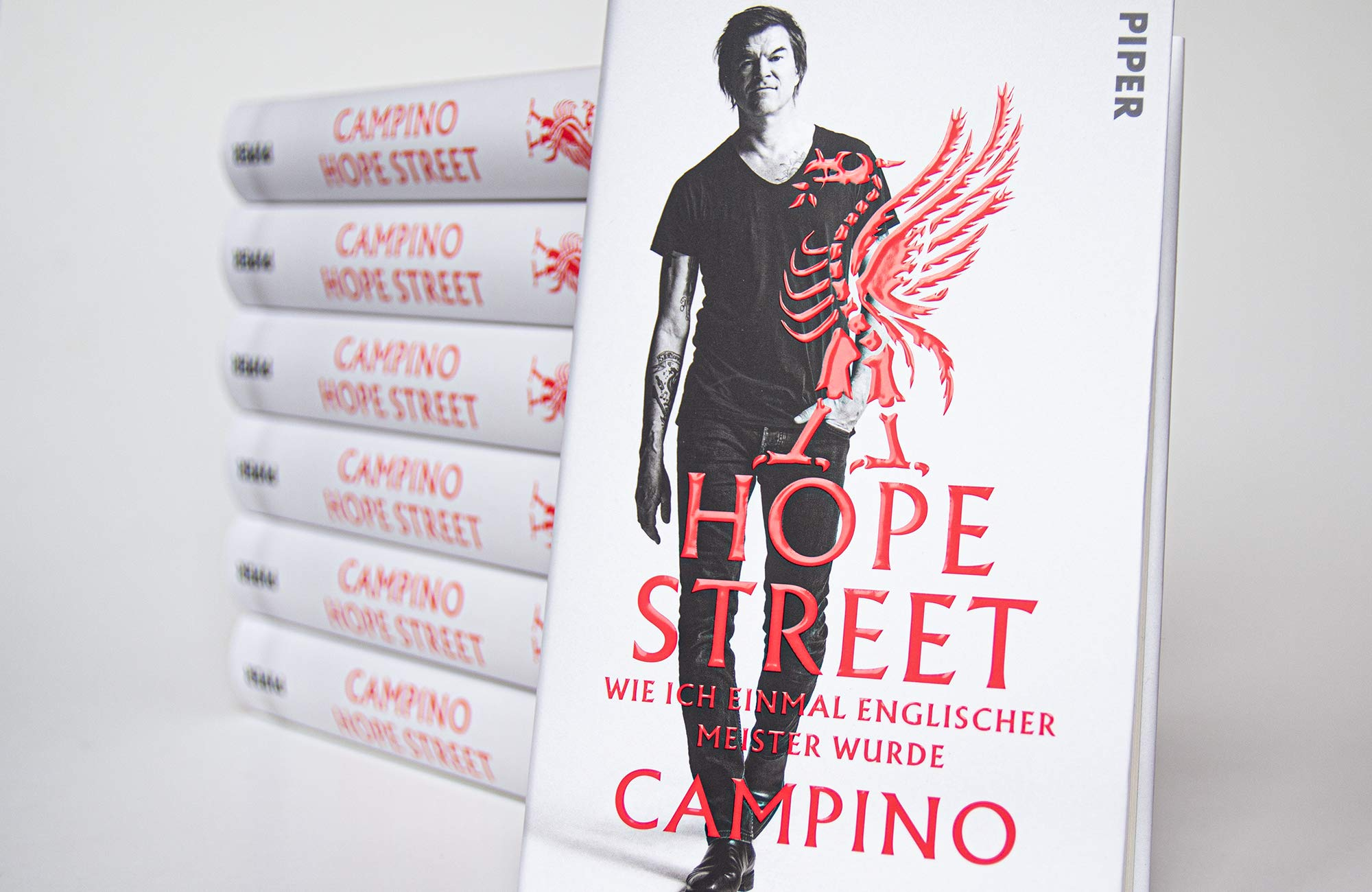 Hope Street: Wie ich einmal englischer Meister wurde - Der  SPIEGEL-Bestseller #1: Amazon.de: Campino: Bücher