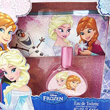 Amazon.com: Perfume box + flat package Frozen - Reine Des ...