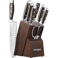 homgeek Cuchillo de Cocina Profesional, Juego Cuchillos Cocina
