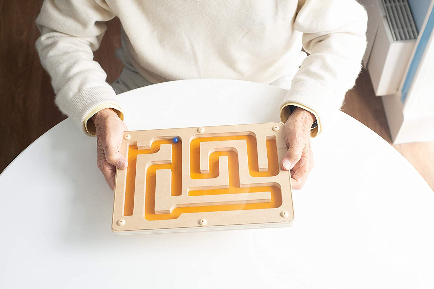 Track Maze Marble Game by Active Minds