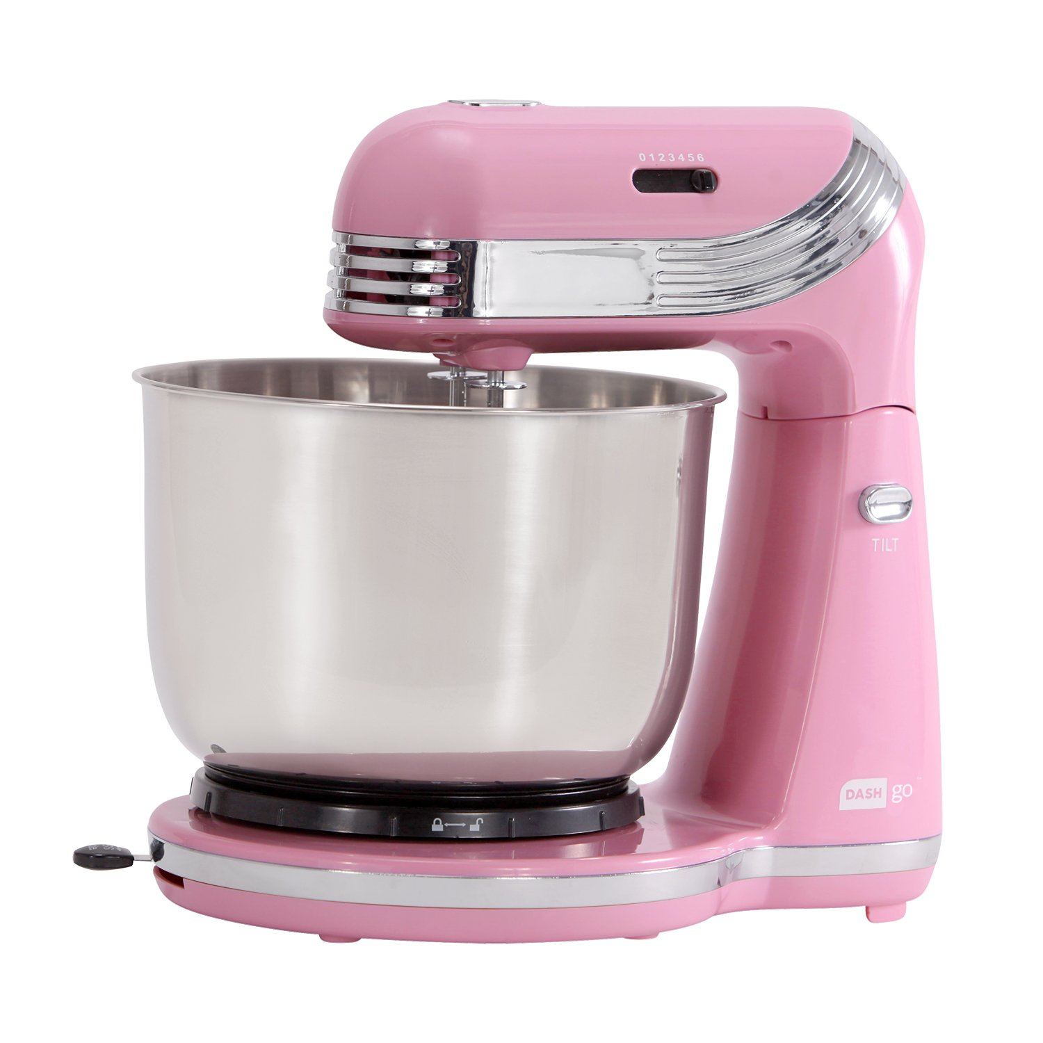 Pink Small Kitchen Appliances Amazoncom Dash Everyday Stand Mixer Kitchen Dining