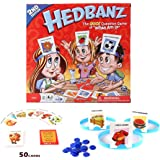 Hedbanz Second Edition with Brand New Cards for Kids Board Game