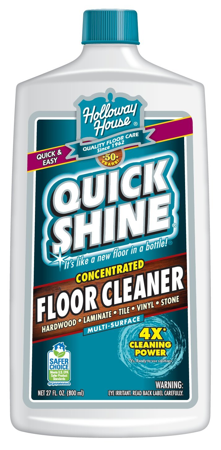 Amazon Com Holloway House Quick Shine Concentrated Floor
