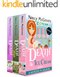 A Murder In Milburn Box Set 2, Books 4-6: A Culinary Cozy Mystery Box Set With Recipes