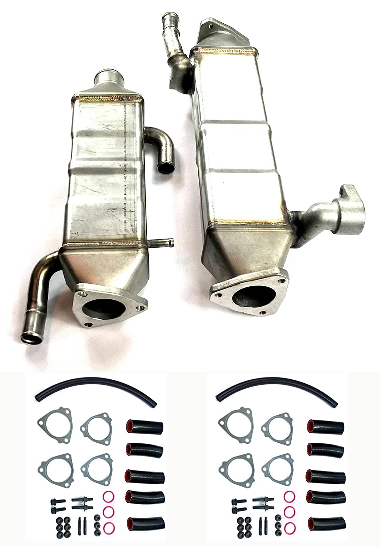 TamerX EGR Cooler Kit for 2008-2010 International/Navistar