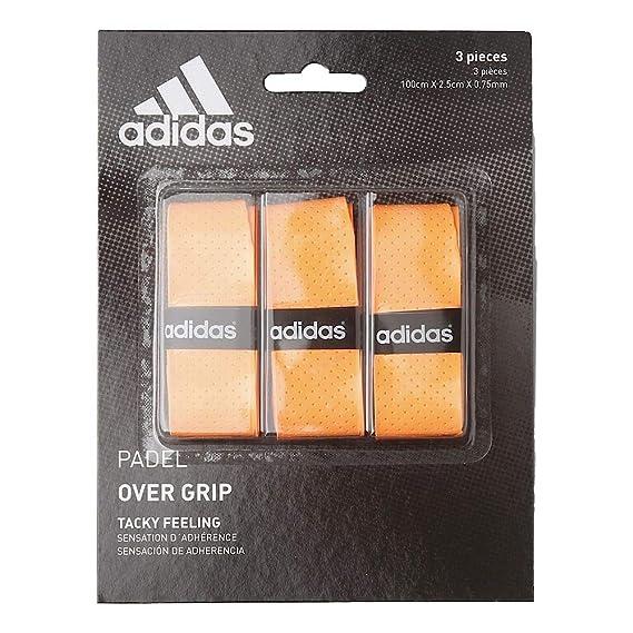 adidas Pádel OV - Set overgrip, Color Rosa, Talla única: Amazon.es ...