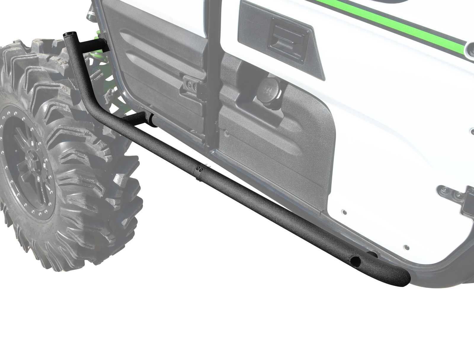 SuperATV Kawasaki Teryx 4 (2012-2016) Heavy Duty Nerf Bars / Tree Kickers / Rock Sliders
