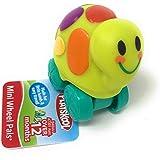 Playskool Mini Wheel Pals Turtle, Yellow