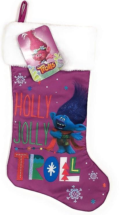 DreamWorks Trolls Light Up Christmas Stocking 18