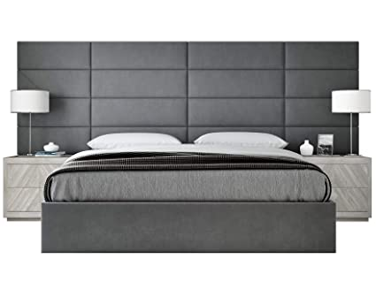 6dccffd09412 Amazon.com - VANT Upholstered Headboards - Accent Wall Panels ...