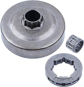 Clutch Drum Chain Sprocket Rim Bearing .325-7 For Husqvarna 340 345 346 350 New