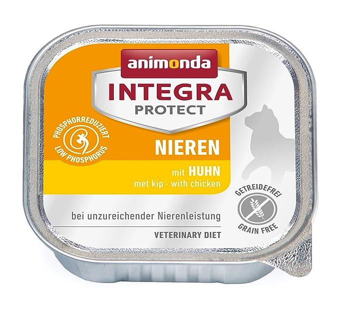 animonda Integra Protect Nieren Diät Katzen-/Nassfutter, bei chronischer Niereninsuffizienz