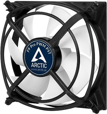 ARCTIC F9 Pro PWM PST – 99 mm Ventilador de Caja para CPU CPU con ...