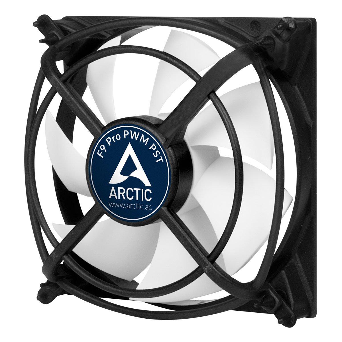 ARCTIC F9-92 mm Standard Gehä uselü fter| Extrem leiser Lü fter | Case Fan mit Standardgehä use | Push- oder Pull Konfiguration mö glich AFACO-09000-GBA01 Gehäuse Lüfter
