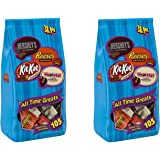Hershey's All-Time CDOkI Greats Snack-Size Assortment - 105 Count (2 Pack) jfhYb