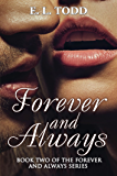 Forever and Always (Book 2 Forever and Always Series)