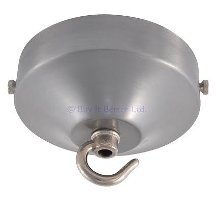 Buy It Better - Roseta con gancho para lámpara de techo ...