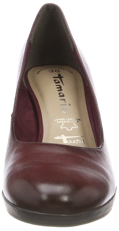 Tamaris 22410 Damen Pumps (Bordeaux Rot (Bordeaux Pumps 549) 11c932