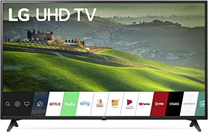 LG 60UM6900PUA 60 Pulgadas 4K UHD TM120 Smart LED TV (2019): Amazon.es: Electrónica