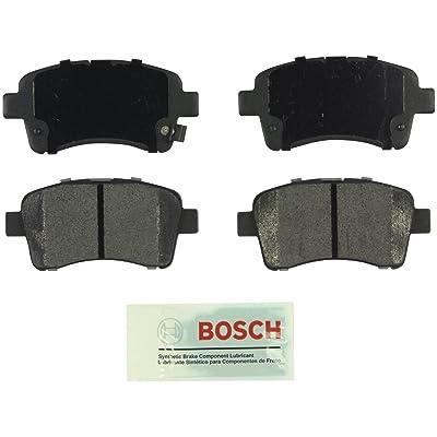 Bosch BE937 Blue Disc Brake Pad Set for 2002-06 Suzuki Aerio - FRONT: Automotive