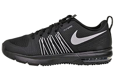 san francisco 9058a 82e89 NIKE Air Max Effot TR Mens Cross Training Shoes 705353-001 Black Wolf Grey-