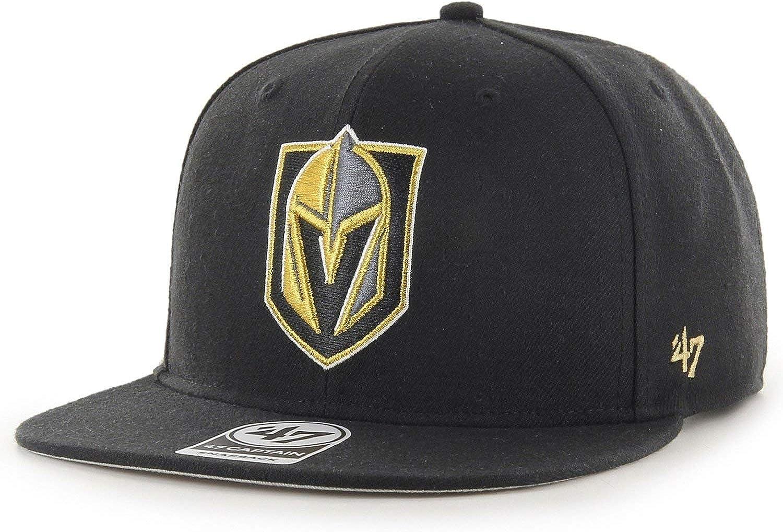 '47 NHL Vegas Golden Knights No Shot Captain