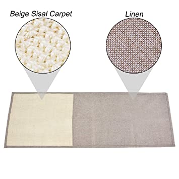 Amazon.com : Urijk Cat Scratch Mat Sofa Shield, Cat Scratch Furniture Protector Cover for Couch Chair, Washable Durable Cat Scratching Pad to Prevent ...