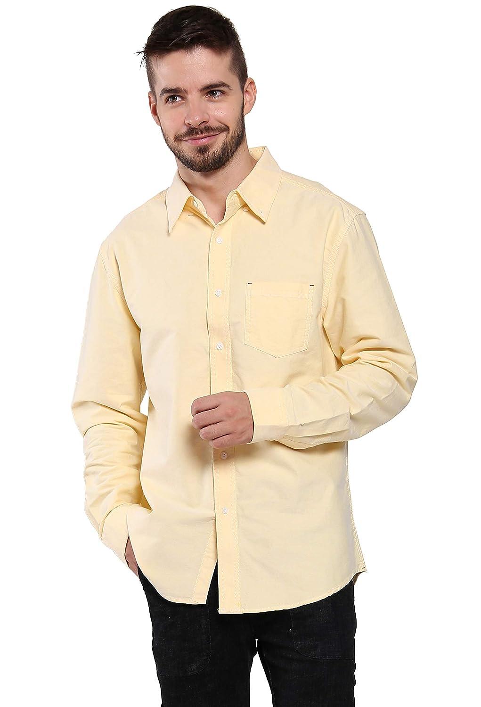 Seeksmile Men S Slim Fit Oxford Shirts At Amazon Men S Clothing Store