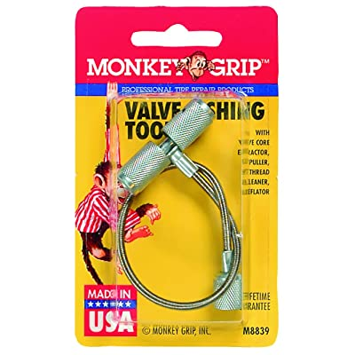 VICTOR AUTOMOTIVE PRODUCTS M8839 Valve Fishing Tool-Cable Type: Automotive