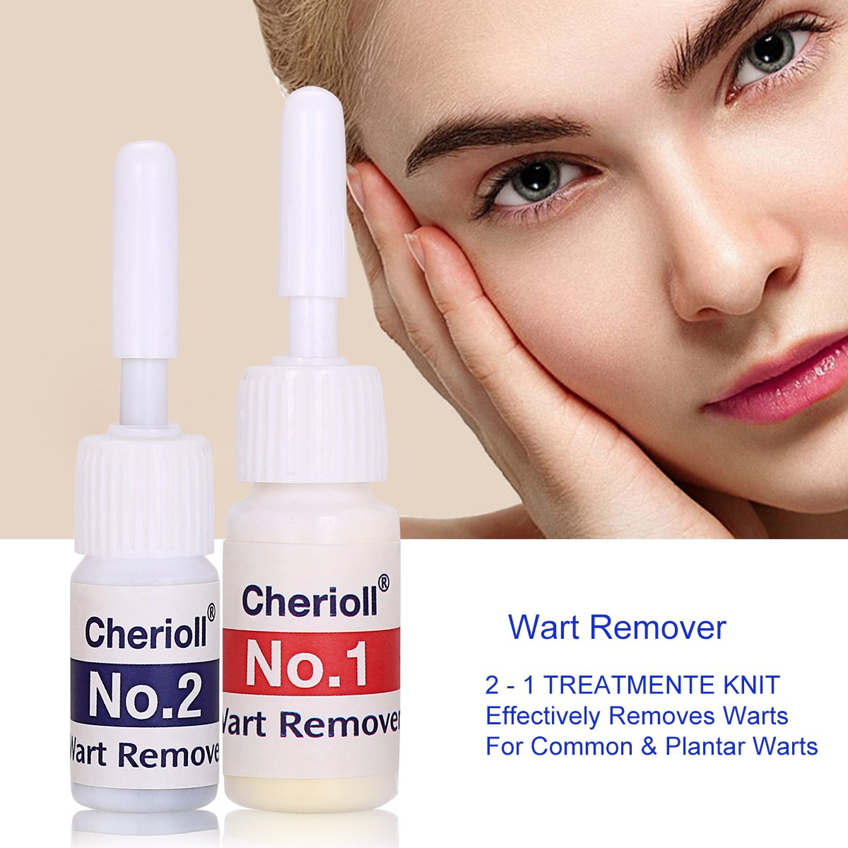 Wart Removal Penetrates And Removes Common Plantar Warts Zapper Circuit Pictures Images Photos Photobucket System 2 In 1 Treatment Kit Health Personal Care