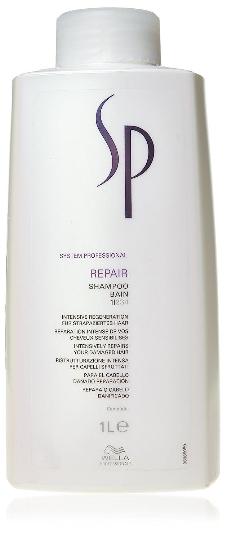4ff2fb780463 Wella Professionals Sp Repair Shampoo for Damaged Hair, 1000ml/33.8oz
