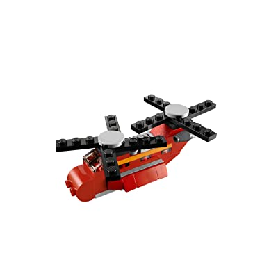LEGO Creator: Little Helicopter Set 30184 (Bagged): Toys & Games