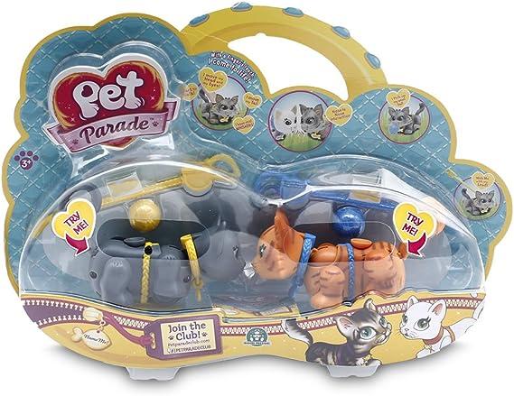 Giochi Preziosi 40608 Pet Parade Gatti, 2 Pezzi: Amazon.es: Juguetes y juegos