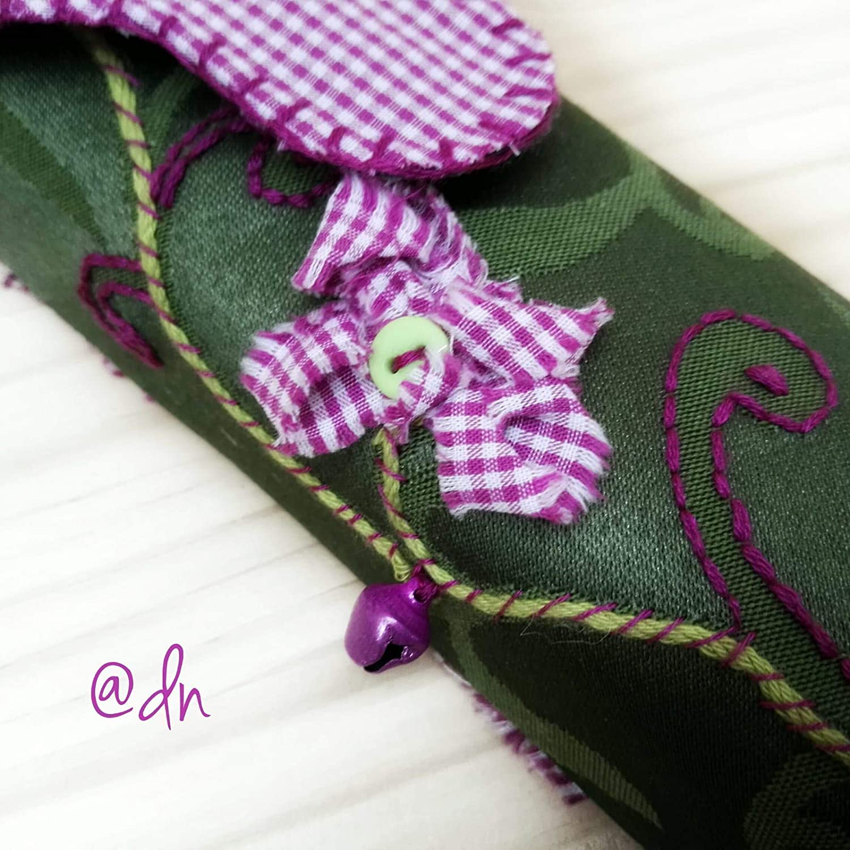FUNDA GAFAS ARTESANAL: Amazon.es: Handmade