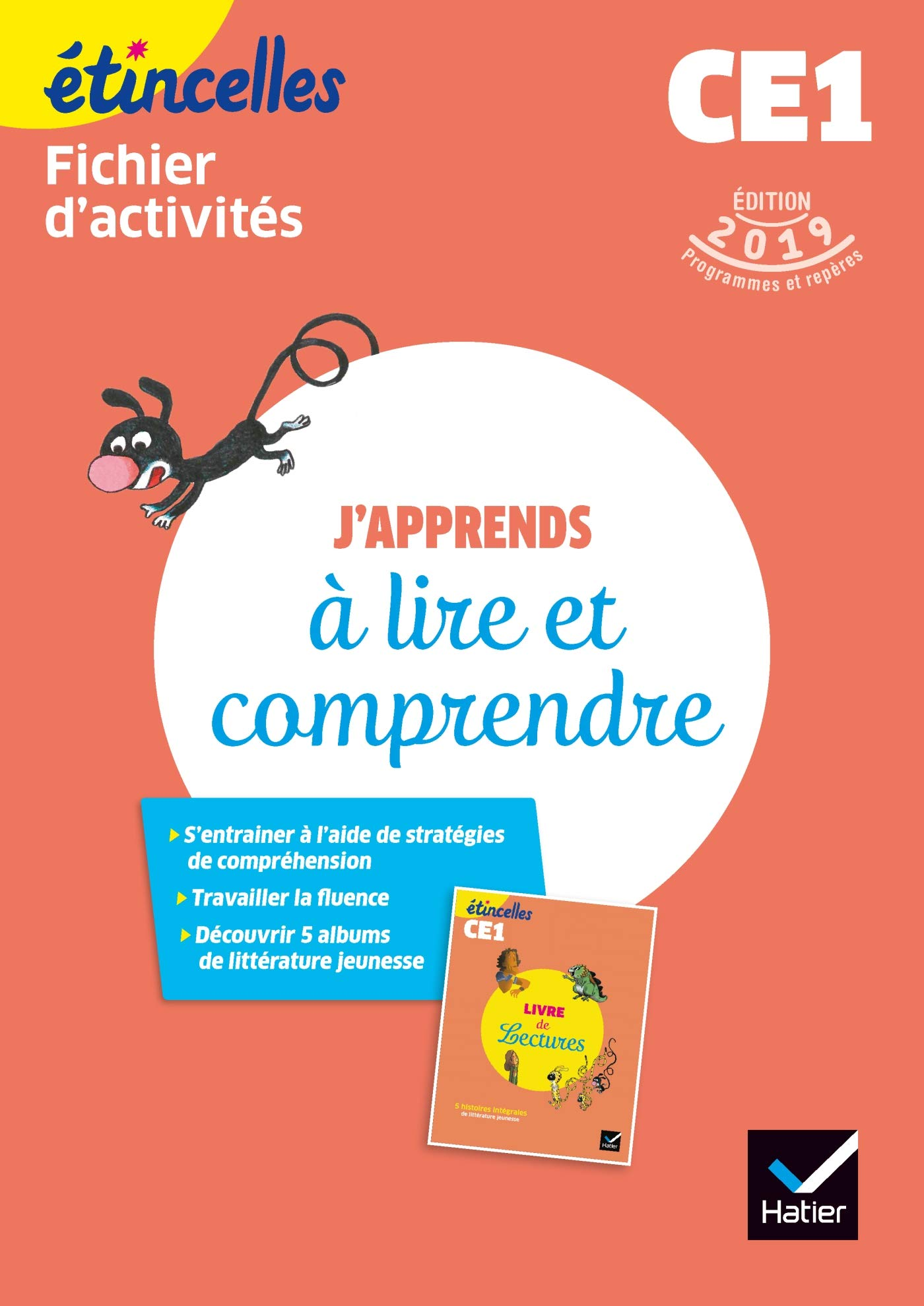 Amazon Fr Etincelles Francais Ce1 Ed 2019 J Apprends