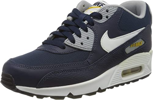 new lifestyle wide range website for discount Nike Air Max 90 GS 307793-417, Sneakers Basses Mixte Enfant ...